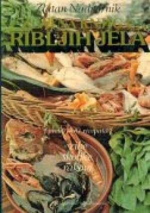 Zlatna knjiga ribljih jela Zlatan Nadvornik tvrdi uvez