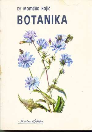Momčilo Kojić - Botanika