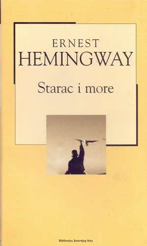 Starac i more Hemingway Ernest tvrdi uvez