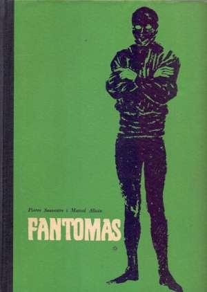 Fantomas - Fantomasovi zločini Souvestre Pierre I Marcel Allain tvrdi uvez