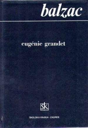 Eugenie grandet Balzac Honore tvrdi uvez