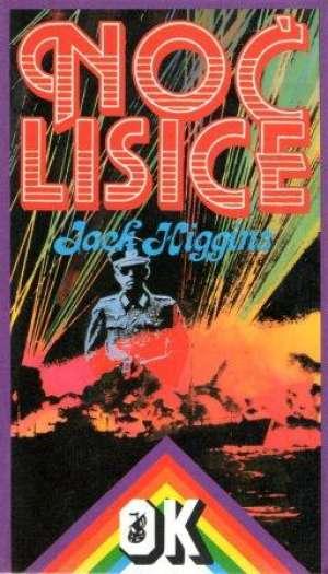 Noć lisice Higgins Jack meki uvez