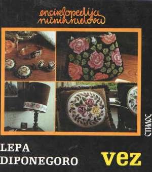 Lepa Diponegoro - Vez - enciklopedija ručnih radova