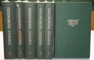 Sabrana dela 1-6* Hemingway Ernest tvrdi uvez