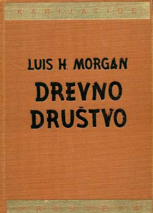 Drevno društvo Luis H. Morgan tvrdi uvez