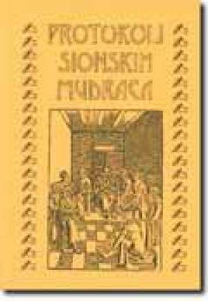 Protokoli sionskih mudraca Ivan Krtalić Uredio meki uvez