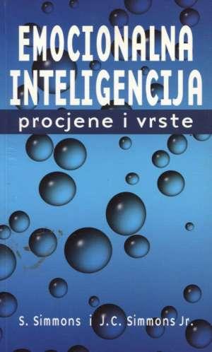 Emocionalna inteligencija - procjene i vrste J. Simmons I J. C. Simmons Jr. meki uvez