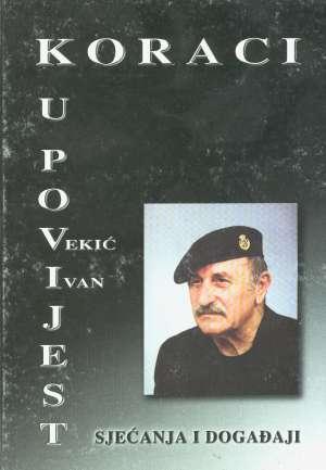 Koraci u povijest Ivan Vekić tvrdi uvez