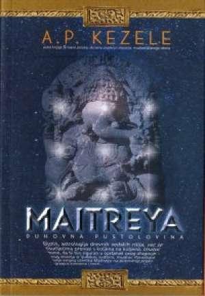 Maitreya Adrian Predrag Kezele meki uvez