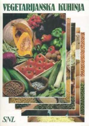 Vegetarijanska kuhinja Marija Zaninović tvrdi uvez