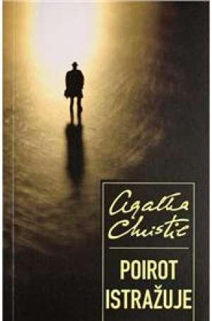 Poirot istražuje Christie Agatha meki uvez