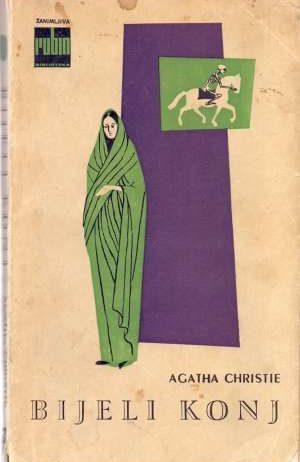 Christie Agatha - Bijeli konj