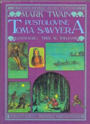 Twain Mark - Pustolovine Toma Sawyera