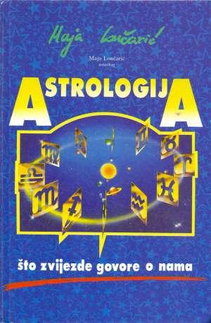 Astrologija Maja Lončarić tvrdi uvez