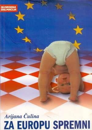 Za Europu spremni Čulina Arijana meki uvez
