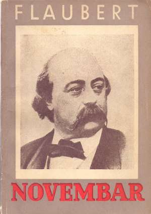 Novembar Flaubert Gustave meki uvez
