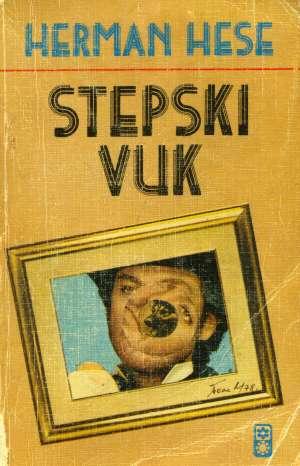 Stepski vuk Hesse Hermann meki uvez