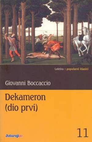 Boccaccio Giovanni - Dekameron 1-2