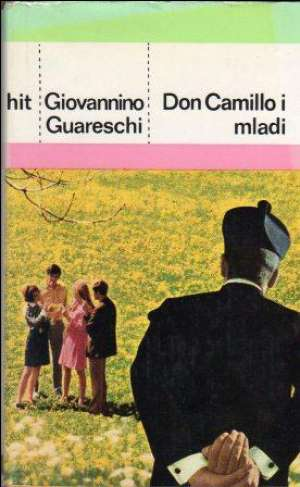 Don camillo i mladi Guareschi Giovannino tvrdi uvez