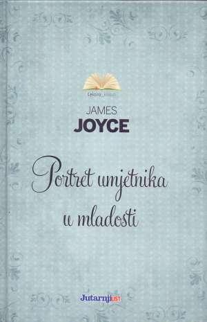 Portret umjetnika u mladosti Joyce James tvrdi uvez