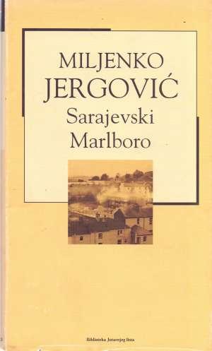Sarajevski Marlboro Jergović Miljenko tvrdi uvez