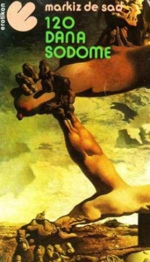 Sade Markiz De - 120 dana sodome