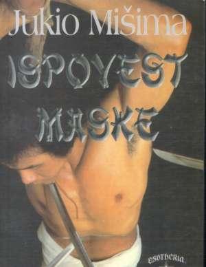 Ispovest maske Yukio Mishima meki uvez