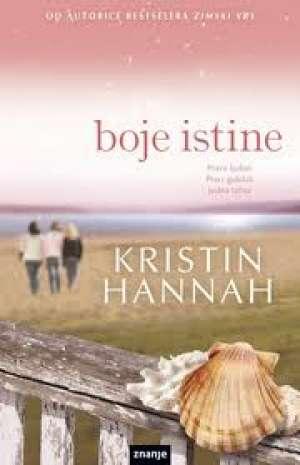 Boje  istine Hannah  Kristin meki uvez