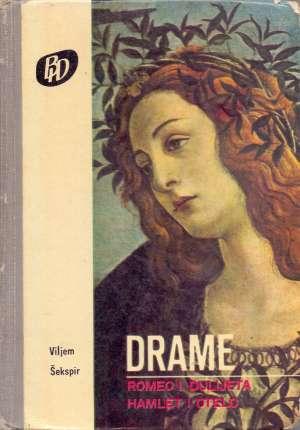 Drame Shakespeare William tvrdi uvez