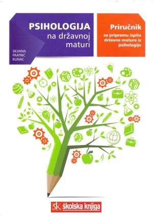 Psihologija na državnoj maturi Silvana Fratrić Kunac meki uvez