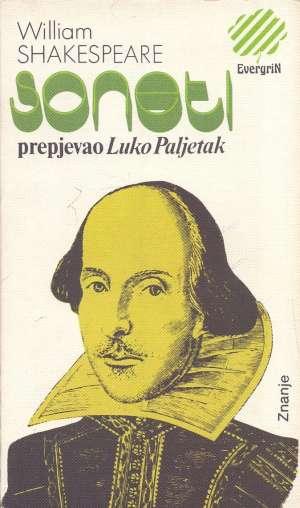 Shakespeare William - Soneti