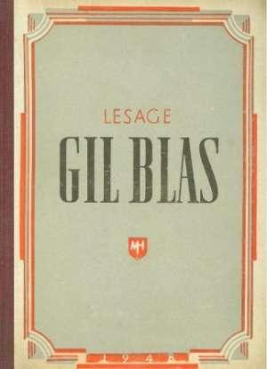 Gil Blas (1. svezak) Lesage Alain Rene tvrdi uvez
