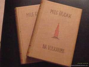Budak  mile Na Vulkanima II (knjiga Druga) tvrdi uvez