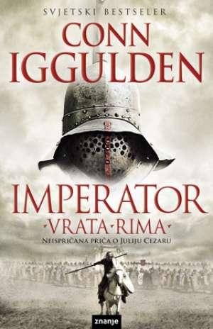 Imperator - Vrata Rima Iggulden Conn meki uvez