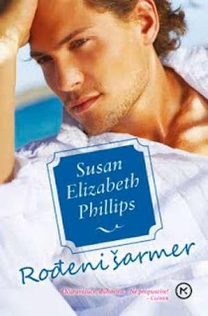 Rođeni šarmer Phillips Susan Elizabeth meki uvez