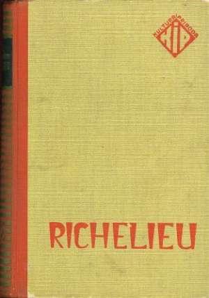 Burckhart carl j Richelieu tvrdi uvez