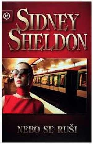 Nebo se ruši Sheldon Sidney meki uvez