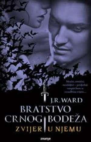 Bratstvo crnog bodeža 3 - Zvijer u njemu Ward J. R. meki uvez