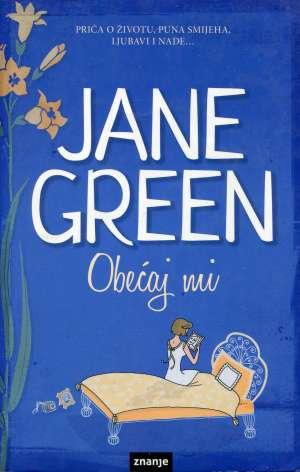 Obećaj mi Green Jane meki uvez