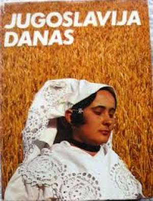 Jugoslavija danas Grupa Autora tvrdi uvez