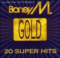 Gold 20 super hits Boney M D uvez