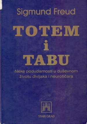 Sigmund Freud - Totem i tabu
