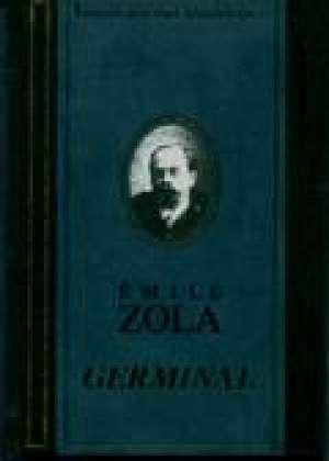 Germinal Zola Emile tvrdi uvez