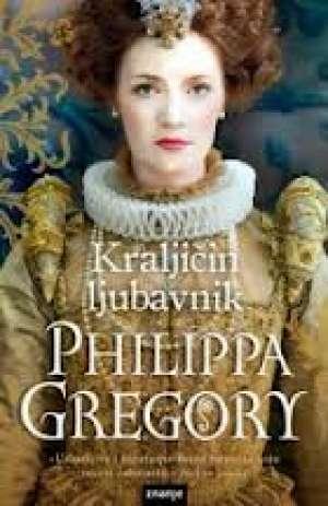 Kraljičin ljubavnik Gregory Philippa meki uvez