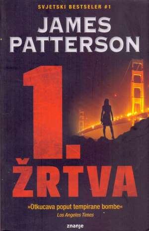 1. žrtva Patterson James meki uvez