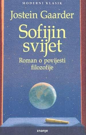 Sofijin svijet - roman o povijesti filozofije Jostein Gaarder meki uvez