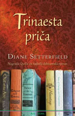 Trinaesta priča Setterfield Diane meki uvez