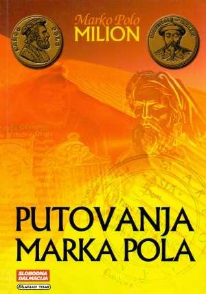 Marin Kuzmić Uredio - Putovanja Marka Pola