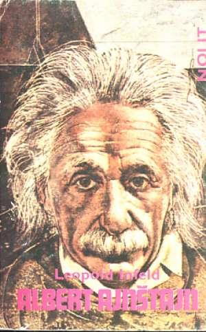 Albert Ajnštajn - Infeld leopold