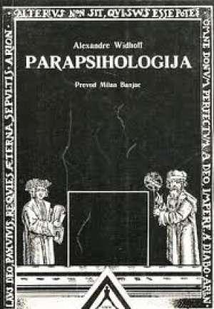 Parapsihologija Alexandre Widhoff meki uvez